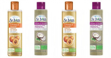 Last Chance! St. Ives Exfoliate Scrubs Just $2.50/Each At CVS!