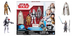 Star Wars: Episode VIII The Last Jedi 4-Pack Just $20.29 Shipped!