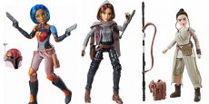 Star Wars Forces of Destiny Action Figures only $5.49/each (Reg $20)