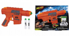 Star Wars Rogue One Nerf Captain Cassian Andor Blaster Just $8.88!