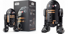 Star Wars Sphero R2-Q5 Only $49.99 Shipped! (Reg $200)