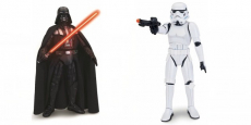 Stormtrooper & Darth Vader Interactive Action Figures ONLY $29.99 Shipped!