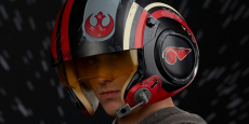 Star Wars Poe Dameron X-Wing Helmet Just $39.99 Shipped! (Reg $80)