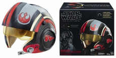 50% Off Star Wars The Black Series Poe Dameron Electronic X-Wing Pilot Helmet + FREE Shipping!