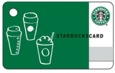 FREE $15 Starbucks Gift Card only 750 Huggies Rewards Points!