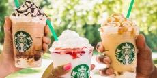 Starbucks Happy Hour: 50% Off Grande Frappuccinos!