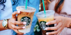 Buy One Starbucks Iced Beverage & Get One Free!