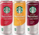New! Get $1.00 Off Two Starbucks Refreshers With This Printable Coupon!