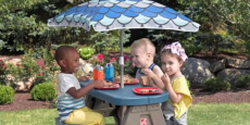 Step2 Picnic & Play Table ONLY $29.67 Shipped! (Reg $80)