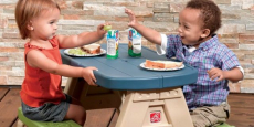 Step2 Sit & Play Kids Picnic Table With Umbrella Just $38.98 Shipped!