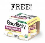 FREE GoodBelly Organic StraightShot Probiotic Drink at Whole Foods!