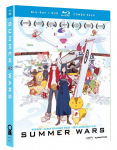 Summer Wars (Blu-ray + DVD) $9.99 (REG $17.99)