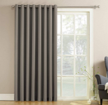 Sun Zero Extra-Wide Sliding Patio Door Curtain Panel $13.49 (REG $49.99)