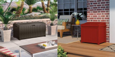 Suncast Storage Deck Boxes & Cabinets Starting At $29.00 Shipped!