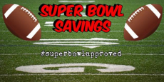 Score Over $60.00 In Savings For Your Super Bowl Party!