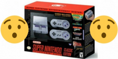 Nintendo Super NES Classic Edition Game Console Only $79.99 Shipped!