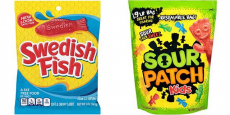 Kroger Friday Freebie: FREE Swedish Fish or Sour Patch Kids Candy!