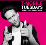 T-Mobile Tuesday Is Here! Get FREE Stuff!