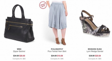 Get Up To 90% Off During TJ Maxx Clearance Sale!