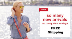 Awesome! Score FREE Shipping On All Orders At TJ Maxx!