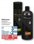 FREE TRESemme Shampoo, Conditioner or Styler at Rite Aid!
