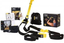 Plan To Get In Shape In The New Year? Get This TRX Suspension Trainer Basic Kit + Door Anchor Only $129.95!