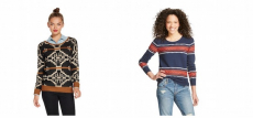Save At Target! Women's Jeans, Pants, and Sweaters BOGO 50% Off!