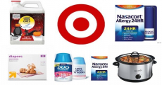 Hot Target Deals You Don't Want To Miss!