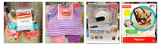 Target Baby Items Clearance Sale: Baby Bouncer, Baby Monitor and More!