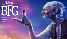 Amazon: The BFG Plus Bonus Features In HD For Only $2.99!