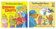 The Berenstain Bears Book Collection (Kindle) ONLY $3.99! Reg $48!!!
