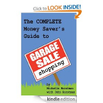 FREE eBook: The Complete Money Saver's Guide to Garage Sale Shopping