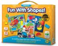 The Learning Journey: Match It! – Fun With Shapes Board Game
