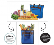 Thermal Tote Bag for Grocery Shopping $10.11 (REG $17.99)