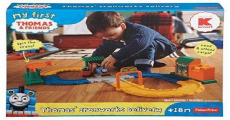 Cool Toy! Thomas Ironworks Delivery Set As Low As $21.72!
