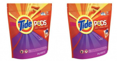 RUN! Tide Pods Only $0.27 at CVS!