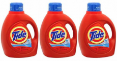 Tide Original Laundry Detergent Only $1.99 at Walgreen's!