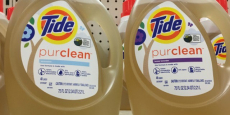 2-Pack of Tide Purclean Laundry Detergent Just $4.58/Each Shipped!