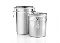 Tools of the Trade Set of 2 Food Storage Canisters Only $7.99!