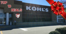 Top 10 Kohl's Black Friday Deals!