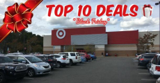 Top 10 Target Black Friday Deals!