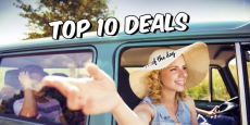 Top 10 Deals of the Day 7/31!