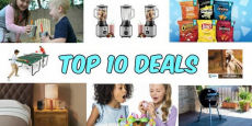 Top 10 Best Deals of the Day!