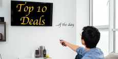 Top 10 Deals of the Day 8/14!