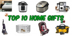 The Top 10 Gifts For Your Home!
