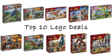 🔥Top 10 LEGO Deals 🔥