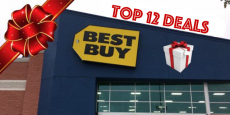 Top 12 Black Friday Deals at Best Buy!