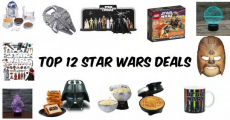 Score The Top 12 Star Wars Deals On Amazon Today!