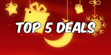 Top 5 Deals Of The Day!
