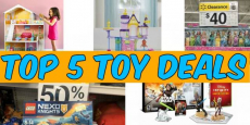 Top 5 Toy Deals You Can't Miss!